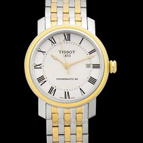 Tissot Bridgeport Acero