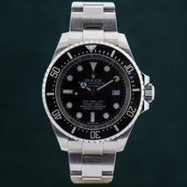 Rolex Sea-Dweller Deepsea, V-Serie, 116660, MK I, Full Set, LC100