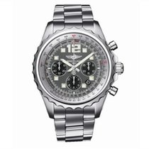Breitling Chronospace Automatic Steel 46mm Grey United States of America, New York, New York