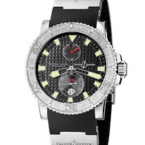 Ulysse Nardin pre-owned Automatic 42mm Sapphire crystal 30 ATM