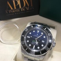 Rolex Sea-Dweller Deepsea D-Blue Full set like new garantie 2021