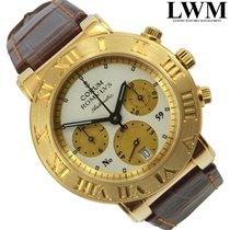 Corum Yellow gold escluso corona 38mm Automatic 296.701.56 - 296701 pre-owned