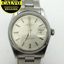 Rolex Oyster Perpetual Date usados 34mm Acero