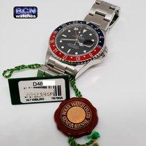 Rolex GMT-Master II no holes
