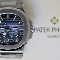 Patek Philippe 5712 Nautilus Steel Watch Box/Papers 5712/1A-001