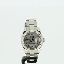 Rolex Lady-Datejust Steel 26mm Roman numerals