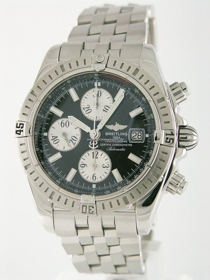 6eab43a71d8 Breitling Chronomat - Todos os preços de relógios Breitling Chronomat na  Chrono24