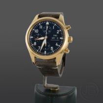 IWC Pilot Chronograph IWC PILOT GOLD Foarte bună Aur galben 42mm Atomat