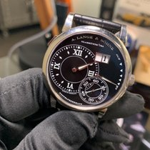A. Lange & Söhne White gold 41.9mm Manual winding 115.029 pre-owned