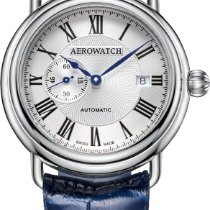 Aerowatch Steel Automatic Aerowatch 1942 Petite Seconde 76983 AA01 new