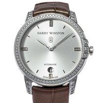 Harry Winston Midnight White gold 36mm Silver United States of America, Texas, Houston