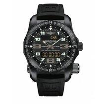 Breitling Emergency new 2019 Quartz Chronograph Watch with original box and original papers V7632522/BC46/156S/V20DSA.4