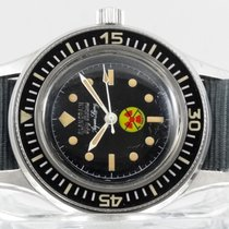 Blancpain Staal Automatisch No Radiation tweedehands