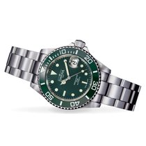 Davosa Steel 40mm Automatic 161.555.70 new