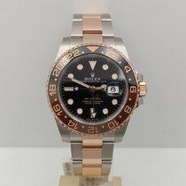 Rolex Gold/Stahl 40mm Automatik 126711 gebraucht