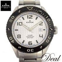 Edox pre-owned Automatic 45mm White