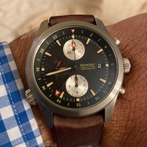 Bremont ALT1-Z Zulu Steel 43mm Black United States of America, Virginia, Blacksburg