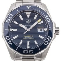 TAG Heuer Aquaracer 300M WAY201B.BA0927 2020 nov