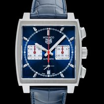 TAG Heuer Monaco new Automatic Watch with original box and original papers CBL2111.FC6453