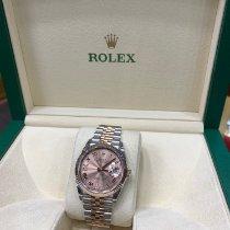 Rolex Or/Acier 36mm Remontage automatique 126231 nouveau