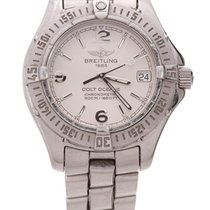 Breitling Colt Oceane Steel 34mm Champagne Arabic numerals United States of America, Florida, Tampa