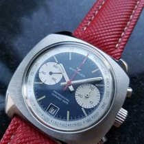 Wittnauer Steel 41mm Manual winding pre-owned