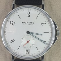 NOMOS Steel 40,00mm Automatic 551 new