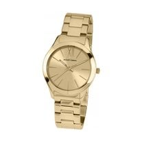 Jacques Lemans Classic Rome Steel 37mm Gold