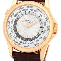 "Patek Philippe Gent's 18K Rose Gold  ""World Timer""..."