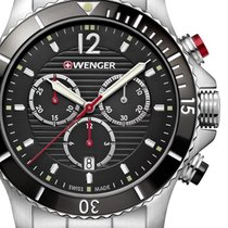 Wenger 01.0643.109 Seaforce Chronograph 43mm 20ATM