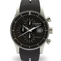Locman Island Steel 40mm Black