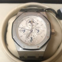 Audemars Piguet Royal Oak Steel 42mm Silver No numerals Singapore, 680667