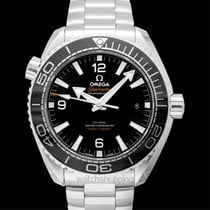 Omega Seamaster Planet Ocean Steel Black United States of America, California, San Mateo