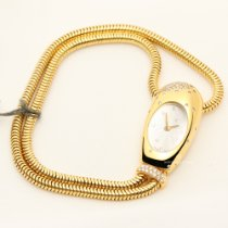 Van Cleef & Arpels Yellow gold 16mm Quartz pre-owned