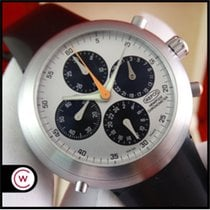Ikepod Hemipode Chronograph GMT by Marc Newson