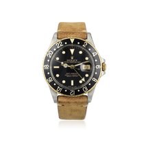 Rolex GMT-Master Ref. 16753 in 18K Gold and Steel