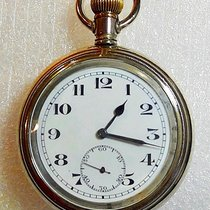 Omega Railroad Pocket Watch 1910