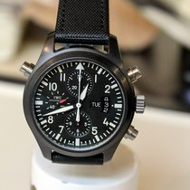 IWC Pilot Double Chronograph IW378601 new