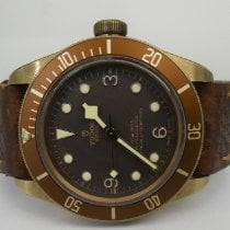 Tudor Black Bay Bronze Bronzo 43mm Marrone Arabo Italia, Aversa