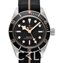 Tudor 79030N-0003 Staal Black Bay Fifty-Eight nieuw
