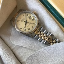 Rolex 16013 Steel 1987 Datejust 36mm pre-owned United States of America, New Jersey, East Brunswick