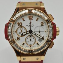 Hublot Big Bang Tutti Frutti Rose gold 41mm White Arabic numerals United States of America, Texas, Houston