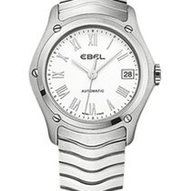 Ebel Sport Steel 27mm White United States of America, Virginia, ARLINGTON