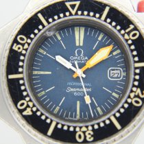 Omega Seamaster PloProf Steel 55mm Blue United States of America, Florida, Miami