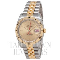 Rolex Datejust Turn-O-Graph Gold/Steel 36mm Champagne United States of America, New York, Hartsdale