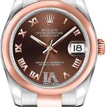 Rolex Lady-Datejust новые Автоподзавод Часы с оригинальной коробкой 179161-CHORDO