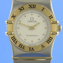 Omega Constellation Ladies 1455DB7951080 1988 pre-owned