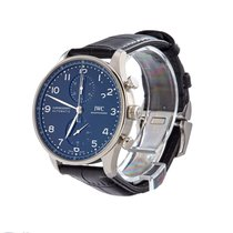 IWC Portuguese Chronograph IW371601 2019 pre-owned
