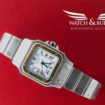 Cartier Santos Galbée 1170902 gebraucht