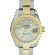 Rolex Lady-Datejust 26mm Nacre